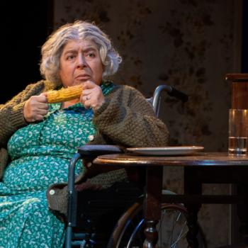 Miriam Margolyes in Sydney & the Old Girl